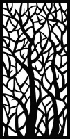 Design Flow Woodland Decor Screen Photo
