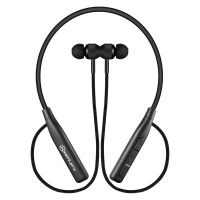 Amplify Cappella Series Bluetooth Earphones with Neckband - Black Photo