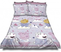 Peppa Pig 'Dreams' Duvet Cover Set Photo