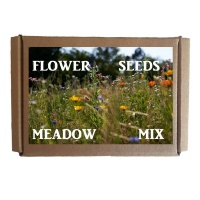 Seedleme Flowering Meadow Mix seed box by Photo