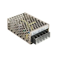 Mean Well DC/DC Converter 2:1 Input ITE 1 Output 15 W SD-15A-05 Photo