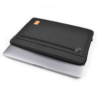 "Apple 14"" WIWU GM3910 Pioneer laptop Sleeve For /Dell/Samsung/Asus/Lenovo/HP Gray Photo"