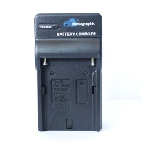 E Photographic E-Photographic Compact Charger for SONY NP550/750 Batteries Photo