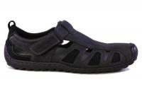 Hush Puppies Nebula Black Sandals Photo