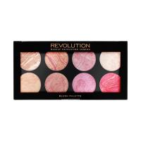 Makeup Revolution Revolution Ultra Blush Palette Blush Queen Photo