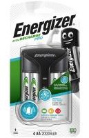 Energizer Pro Charger 4x NiMH AA 2000mAh Batteries Photo