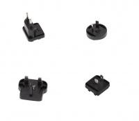Mean Well Power Supply changeable Plug AU/EU/UK/US AC PLUG-MIX2 Photo