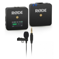 Rode Microphones Rode WIGO Wireless GO Microphone System Lavalier GO Lapel Microphone Photo