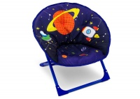 Delta Children Alfie Astronaut Saucer Chair Photo