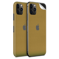 WripWraps Gold Psychedelic Vinyl Skin for iPhone 11 Pro - Two Pack Photo