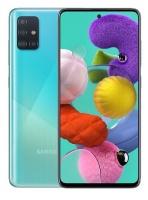 Samsung Galaxy A51 128GB - Prism Crush Blue Cellphone Photo