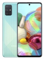 Samsung Galaxy A71 128GB - Prism Crush Blue Cellphone Photo
