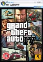 Rockstar Games Grand Theft Auto 4 PC Game Photo