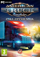 American Truck Simulator: California PC Game PC Game Photo