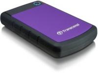 """Transcend StoreJet 25H3 - 1TB 2.5"""" Robust Mobile Hard Drive - USB 3.0 Photo"""