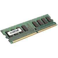 Crucial 2GB - Memory 800MHz DDR2 Desktop CL6 Photo
