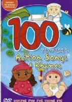 100 Favourite Action Songs and Rhymes - Photo
