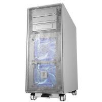 Lian Li PC-v1020 Midi Tower ATX Chassis - Silver Photo