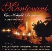 Mantovani - Candlelight Romance Photo