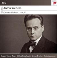 Pierre Boulez - Anton Webern: Complete Works: Op. 1-Op Photo