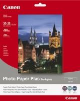 "Canon SG-201 8"" x 10"" Inkjet Photo Paper Photo"