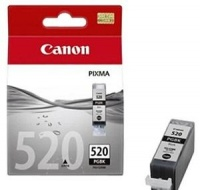 Canon PGI-520 - Black Single Ink Cartridges - Standard Photo