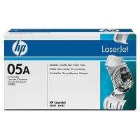 HP # 05A LaserJet P2035/P2055 Black Print Cartridge Photo