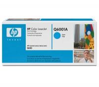 HP No 124A LaserJet 2600/2605/1600 Cyan Print Cartridge Photo