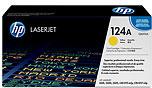 HP # 124A LaserJet 2600/2605/1600 Yellow Print Cartridge Photo