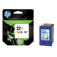 HP # 22XL Tri-Colour Inkjet Print Cartridge Photo