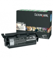 Lexmark T650 / T652 / T654 Return Program Print Cartridge - 7 000 Pages Photo