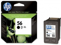 HP # 56 Black Ink Cartridge Blister Pack Photo
