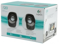 Logitech Z120 2.0 Portable USB Speakers Photo