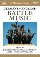Naxos Beethoven / Liszt / Slovak Radio Sym Orch - Musical Journey: Germany & England - Battle Music Photo