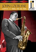 John Coltrane - Jazz Icons: John Coltrane Live In 60 61 & 65 Photo