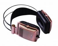 Krator Dione Precision Hi-Fi Headphones - Copper Photo