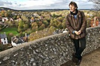 Michael Wood's Story of England Photo