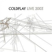 Coldplay - Live 2003 Photo