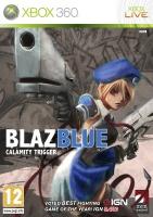 Blazblue: Calamity Trigger Xbox360 Game Photo