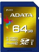 ADATA XPG series of SDXC UHS-I Speed Class 3 64GB Memory Card Photo