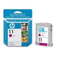 HP # 11 Magenta Inkjet Print Cartridge Photo