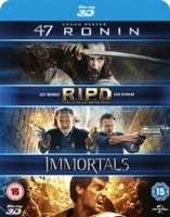 47 Ronin / RIPD / Immortals Photo