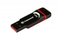 Transcend JetFlash 340 64GB USB 2.0 OTG Flash Drive Photo