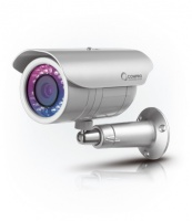Compro iP400P outdoor bullet HD network camera with PoE Photo
