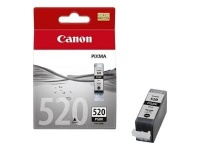 Canon PGI-520B Black Cartridge Photo