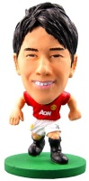 Soccerstarz Figure - Man Utd Kagawa - Home Kit Photo