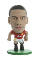 Soccerstarz Figure - Man Utd Rio Ferdinand - Home Kit Photo