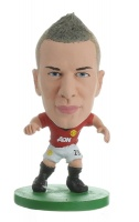 Soccerstarz Figure - Man Utd Tom Cleverley - Home Kit Photo