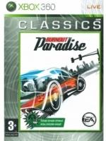 Burnout Paradise Xbox360 Game Photo
