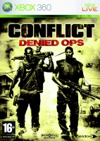 Conflict: Denied Ops Xbox360 Game Photo